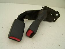 Toyota Avensis Rear left seatbelt clip (2003-2005)