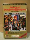 Advance Dungeons & Dragons Collector's Edition For Dos Computer Game Ibm 3.5 Pc
