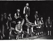 "Fagin's Boys ""OLIVER!"" Friedman Abeles / Lionel Bart 1963 Broadway Press Photo"