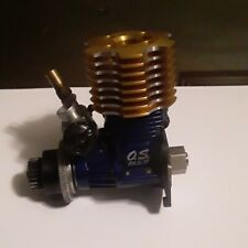 Os max 15cv Hyper Nitro engine (rare)