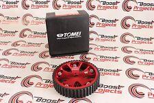 TOMEI 4G63 EVO.IV-IX Sliding type IN/EX Camshaft Gear %100 Duralumin 152012