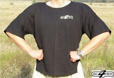 schwarzes Bodybuilding T-Shirt BW Free4Sport für Fitness und Freizeit
