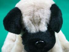 CIRCO BROWN BLACK PUG PUPPY DOG BROWN EYES TARGET PLUSH STUFFED ANIMAL TOY