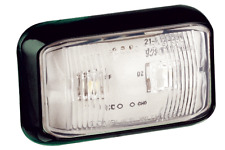 10 PACK LED WHITE MARKER LIGHT TRUCK TRAILER 58WM