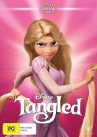 Disney Classics 44 Tangled DVD NEW Region 4