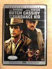 Butch Cassidy and the Sundance Kid (Dvd, 1969, Special Edition) - F0127