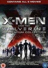 X-Men And The Wolverine Adamantium Collection (6 Films) (DVD)WOWB