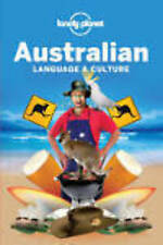 Australian Language & Culture Lonely Planet Phrase Book