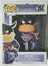 ON HAND - Funko POP Disney Pete #264 Kingdom Hearts Vinyl Figure