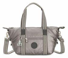 kipling Art Mini Handbag S Carbon Metallic