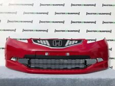 HONDA JAZZ S SPORT 2008-2012 FRONT BUMPER WITH GRILL GENUINE [G90]