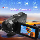"1080P Full HD 2.7"" LCD Digital Video Camera Camcorder 24MP 16x Zoom Night Vision"