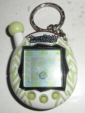 Tamagotchi Connection V4 GLOW IN THE DARK Green/White ORIGINAL Cyber Pet Virtual
