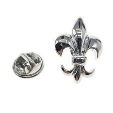 Fleur De Lis Lapel Pin Fleur-De-Lis Lapel Pin Badges High Quality