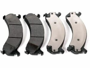 Front Brake Pad Set For 2003-2006 Chevy Avalanche 2500 2004 2005 J352HV