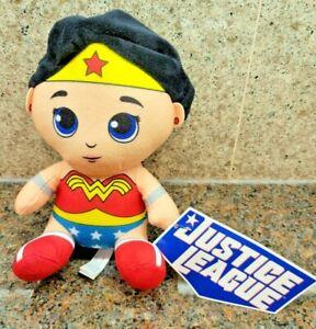 NEW Wonder Woman Plush Toy Doll Figure DC Comics Justice League Heroine Women