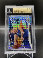 2019-20 Panini Mosaic Luka Doncic Give & Go Mosaic #10 BGS 9.5 True Gem MINT