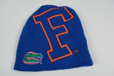 University of Florida Gators Youth Starter Orange Blue Winter Beanie Soft Hat