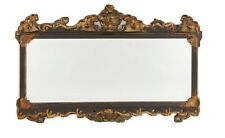 Late 19th/Early 20th Century. Baroque Style Parcel Gilt Large Mirror