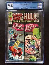 TALES TO ASTONISH #64 CGC NM 9.4; White pg!; Don/ Maggie Thompson pedigree!