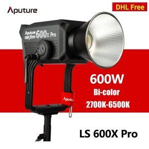 NEW Aputure LS 600x Pro COB LED Photography Light Outdoor Waterproof 2700K-6500K
