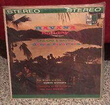 Tito Rivera - Havana Holiday LP SEALED CL1637 Tops Records Mono Vinyl Record