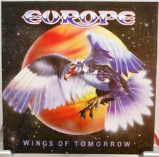 EUROPE + CD + Wings Of Tomorrow + Special Edition mit 10 starken Rock Songs +