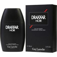 Drakkar Noir by Guy Laroche Men's Cologne EDT Spray Perfume 3.4 oz New Box