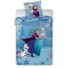 parure de lit enfant , Housse de couette La reine de neiges,