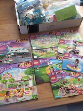 Assortment Of Lego Friends Sets