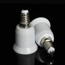 E14 to E27 Useful Adapter Extend Led Light Bulb Screw Socket Holder Converter