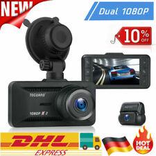 "TOGUARD 3"" Dual Lens FHD1080P Dash Cam Autokamera Video Recorder DVR Camera 170°"