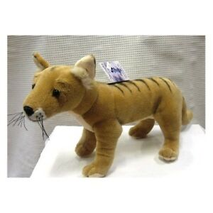 Large Tassie Tiger Soft Toy