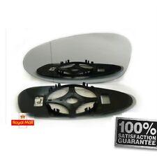 PASSEGGERO sinistro vicino lato porta ad ala riscaldata specchio Vetro Porsche Boxster 1998-04 M