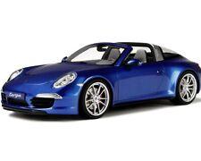 PORSCHE 911 991 4S Targa GT037 Gt Spirit 1:18 NEU