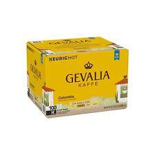 Gevalia Columbian Single Serve Coffee 100 K-Cups - Free Shipping