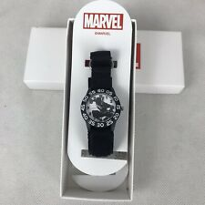 Marvels Black Panther  watch Brand New Condition