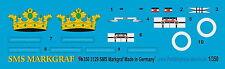 Peddinghaus 3129 1/350 SMS Markgraf