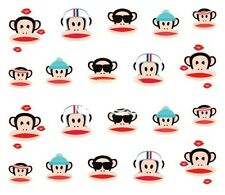 Nail Art Decals Transfers Stickers Paul Frank (A-761)