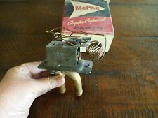 Dodge 1955 56 57 1958 Heater Control Valve Chrysler DeSoto Plymouth NOS