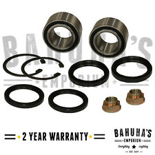 x2 FRONT WHEEL BEARING KIT FIT FOR SUBARU FORESTER MK1/2, OUTBACK MK2 1997-2008