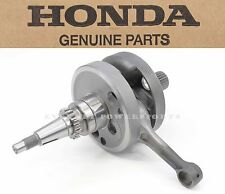 New Genuine Honda Crankshaft 04-07 CRF250R OEM Crank Assembly Connector Rod S161