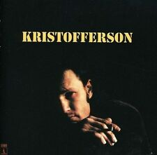 KRIS KRISTOFFERSON KRISTOFFERSON 4 Extra Tracks CD NEW