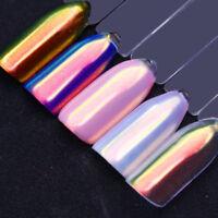 PT_ PT_ Cn _ Unicorno Cromo Polvere Nail Art Pigmento Sirena Diy Nascita Pret