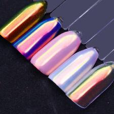 Unicorn Chrome Powder Nail Art Chrome Pigment Mermaid Powder DIY Born Pretty Cha