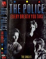 THE POLICE - EVERY BREATH YOU TAKE - THE SINGLES - CASSETTE ALBUM - FREE UK POST