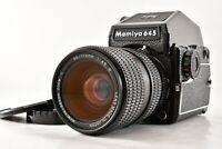 【EXC+5】 Mamiya M645 1000S, PD Prism Finder S, Sekor C 55-110mm F4.5 N from JAPAN