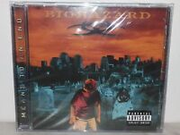 CD BIOHAZARD - MEANS TO AN END - NUOVO - NEW