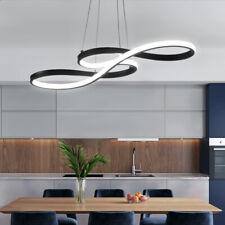 Moderne LED Kronleuchter Acryl Pendelleuchte Nordic Deckenleuchte Einstellbare
