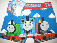 Boys official Thomas the Tank Engine boxer pants shorts age 2-3, 3-4, 5-6 BNWT